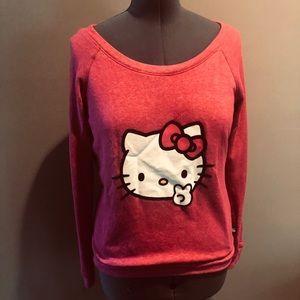 Extra-Large Hello Kitty Sweatshirt